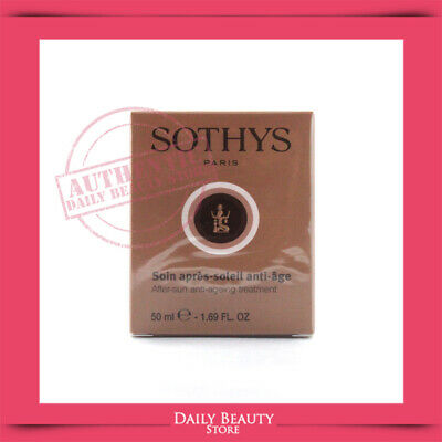Sothys After Sun Anti-Aging Treatment 50ml 1.7oz BRAND NEW SEALED FAST SHIP