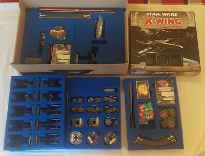 Star Wars X-Wing Miniatures Game - Set of ships and Core Set with KR Multicase