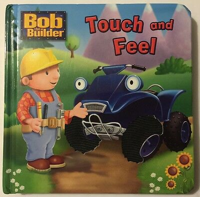 Collection Of 5 Bob The Builder Books for children Aged 2+