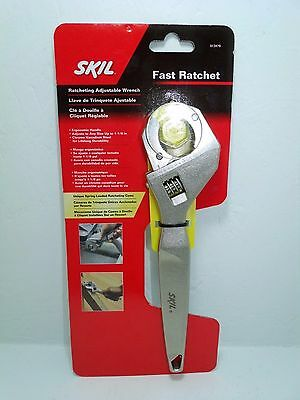 Skil Fast Ratchet Adjustable Wrench 013479 NEW