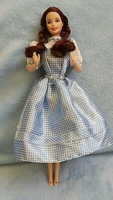 Mattel Barbie Doll 1999 & 1966 Talking Barbie as Dorothy The Wizard of Oz