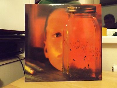 Alice In Chains  – Jar Of Flies / Sap. 2010 2 LP Etched Disc. Near Mint!