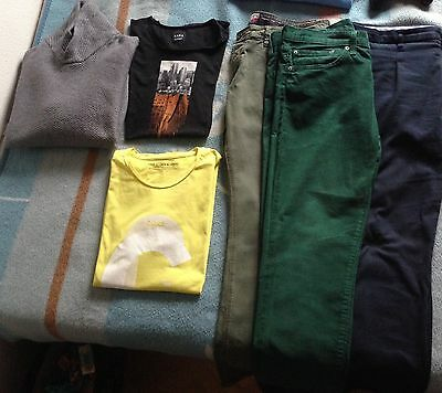 Clothes Size L and XL