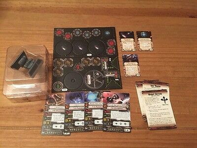 X-Wing Miniatures Game Tie Punisher