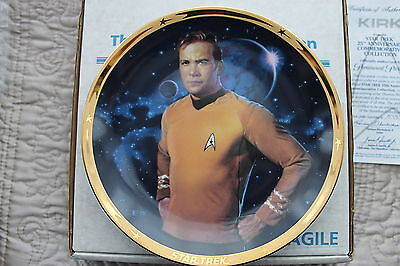 Star Trek 25Th Anniversary Commemorative Collection     Kirk