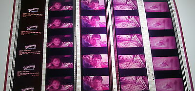 Superman 2 -Christopher Reeve-  Rare Unmounted 35mm Film Cells - 5 Strips P11