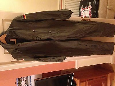 """German Army Tank Suit Unlined, (USED) GR9, 170-180cm, 110, 44/46""""  chest"""