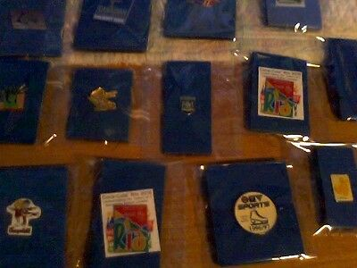A Lot Of 15 Mixed Collectible Lapel Pins