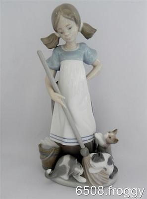LLADRO Gorgeous  - *Playful Kittens* #5232 - Excellent! - Retired