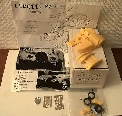 Ford Mustang 289/BOS ATCC'67 1/43 Kit montaggio RARE Limited SMTS