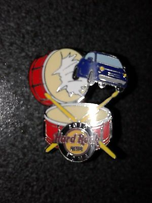 "Hard Rock Cafe Pin Badge Rome ""Limited Edition "" Just 250"