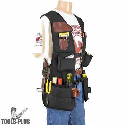 Work Vest OxyPro Occidental Leather 2575 New