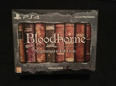 Bloodborne: Nightmare Edition / Collectors Edition for Playstation 4 / PS4