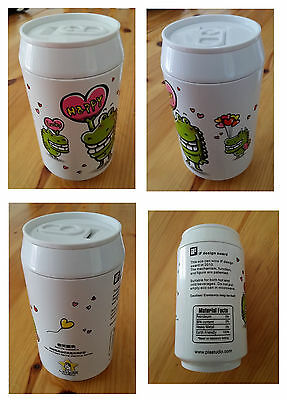 LOT de 3 canettes isotherme Eco Can thermos 100% recyclable - 280 ml - Neuves