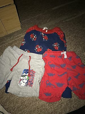 Boys Small Bundle Age 3-4 Years