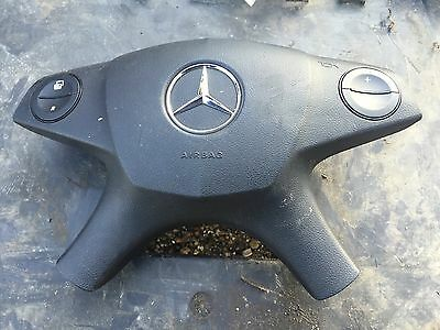 Mercedes C Class W204 Steering Wheel Airbag Se 2011 A2048600102