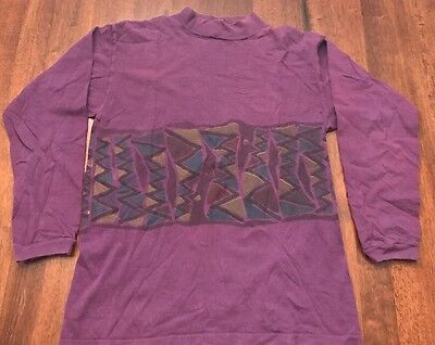 Vintage Surf Bodyboard Morey Boogie Long Sleeve T Shirt Youth Size  L
