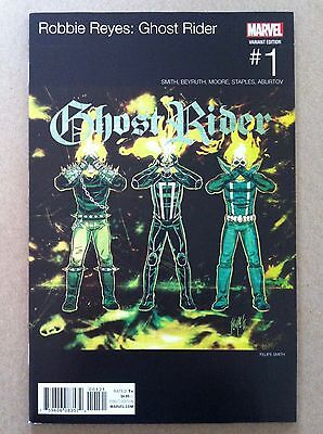 Ghost Rider (2016) #1 Filipe Smith Hip-Hop Variant Cover Marvel Nm 1St Printing