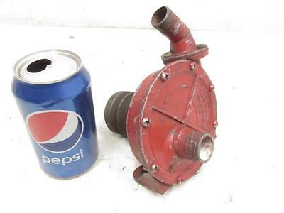 Good Used Labawco P26 Belt Drive Water Transfer Pump Oil Gas