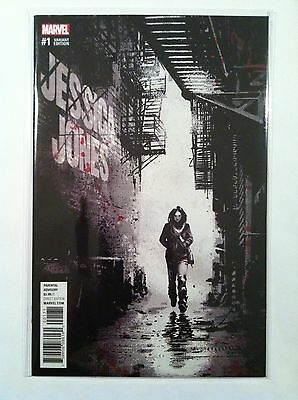 Jessica Jones #1 David Aja Variant Cover Bendis Netflix Nm 1St Printing 2016