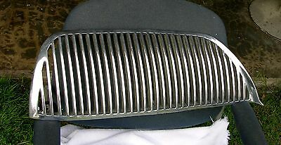 1938 Dodge grill left side new old stock