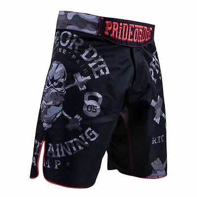 Pride Or Die Raw Training Camp Urban Edition FIghtshorts