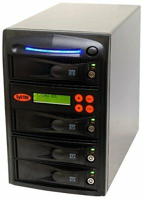 Systor 1:3 SATA Hard Disk Drive / Solid State Drive (HDD/SSD) Clone Duplicator/S