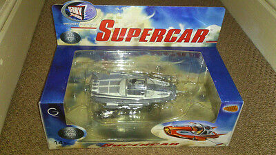 b w mono  Product Enterprise supercar Gerry Anderson boxed with stand die cast