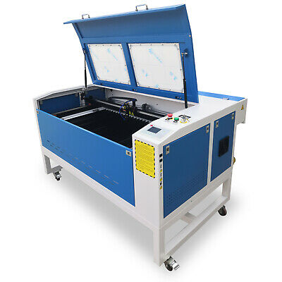 ReCi 100W Laser Tube CO2 USB LASER ENGRAVING CUTTING MACHINE CW-3000 Chiller