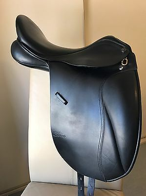 Trainers Jessica Dressage Show Saddle
