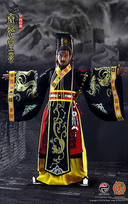 303TOYS 1/6 figure NO:ES3002 Emperors Qin Shi Huangdi First Chinese Emperor