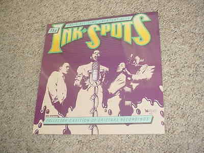 SEALED READERS DIGEST mca 1990 The Ink Spots their greatest hits  lp record