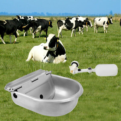 Horse Cattle Goat Sheep Dog Automatic Stainless Water Waterer Stock Farm Grade