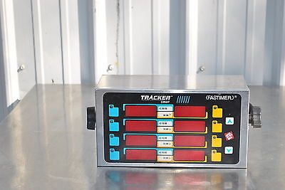 Fastimer Tracker Digital 8 Channel Timer