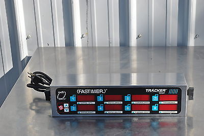 Fastimer Tracker 8 Channel Timer