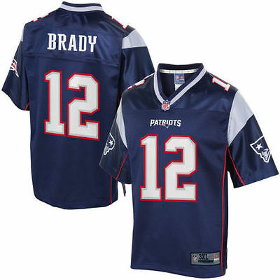 #12 Tom Brady New England Patriots Mens & Youth sizes NFL jersey brand new!