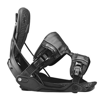 Flow Five Fusion Black Mens 2017 Snowboard Bindings Free Delivery Australia