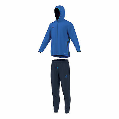 adidas plain, bicolour Tracksuit Condivo 16 S93526 FS16 100% Polyester male NEW