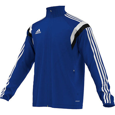 adidas bicolour Jacket Condivo 14 F76945 HW15 100% Polyester male NEW