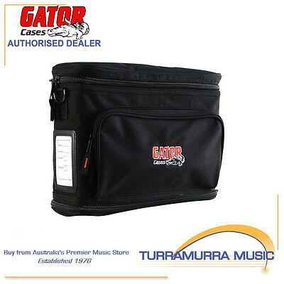 Gator GM-1W Single Wireless Microphone System Padded Bag Carry Case GBA-M1W