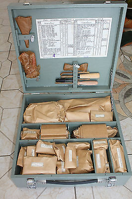 Soviet Russian set of spare parts telephone diving station NVTS (НВТС-M)