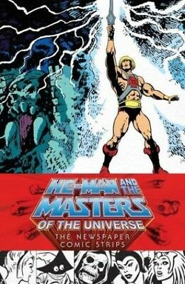 He-Man and the Masters of the Universe: The Newspaper Comic Strips (Buch) NEU