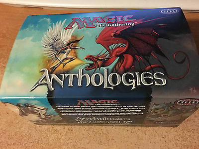 Magic the Gathering ENGLISH Anthologies Box set, opened, but never played! 1998