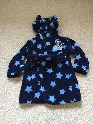 Disney Dressing Gown Age 9-12 Months