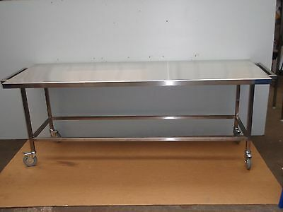 Stainless Stl Muslim Body Coffin Ritual Janazah Ghusl Table  Bench Fully Welded