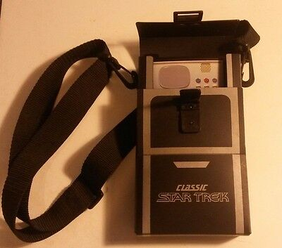 Star Trek Tricorder Pack Containing VHS & Booklet - Limited Edition!