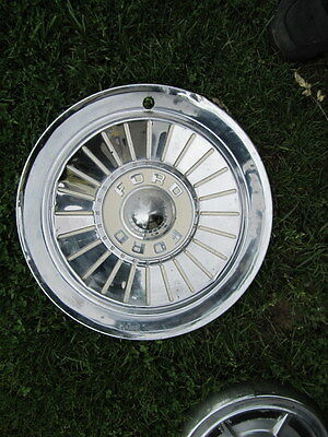 ford 1957 wheel cover hubcaps 57