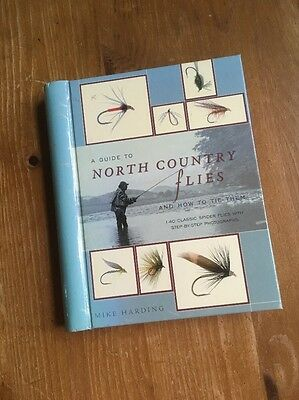 A Guide to North Country Flies 1st Edition Signed By Author