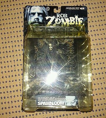 rob zombie metal from mcfarlane