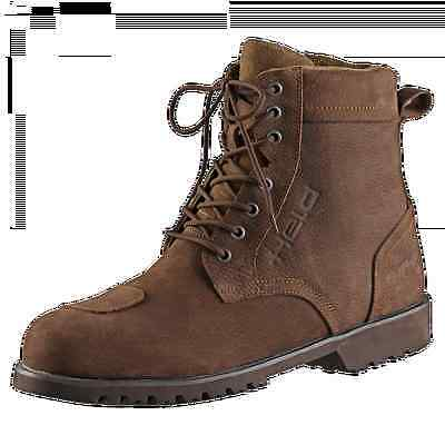 Held Cattleman Botas De Moto Color Marrón Talla 46